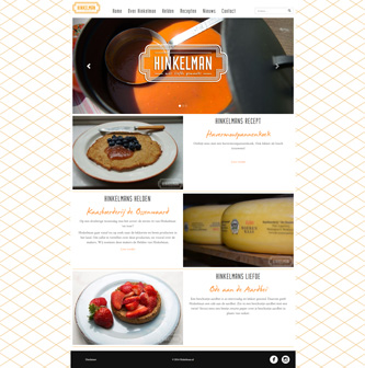 Nieuwe website Hinkelman
