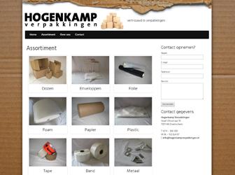 Hogenkamp Verpakkingen uit Doetinchem