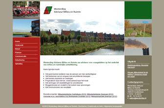 Westerdiep Adviseur Milieu en Ruimte uit Doetinchem